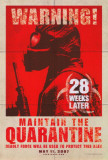 28 uker senere Posters