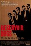 Filmposter Reservoir Dogs, 1992 Print