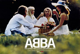 Abba: The Movie - German Style Plakater