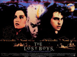 The Lost Boys - Brazilian Style Poster