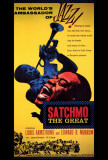 Satchmo the Great Affiches