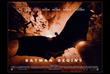 Batman Begins Pôsters