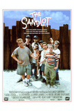 Gang des Champions, Le|The Sandlot Posters