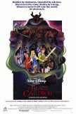 The Black Cauldron Posters