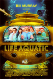 The Life Aquatic with Steve Zissou アートポスター