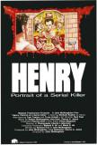 Henry: Portrait of a Serial Killer Plakater