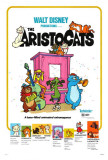 Aristocats Poster