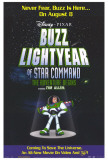 Buzz Lightyear of Star Command: The Adventure Begins Posters