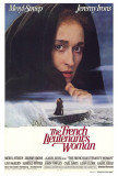 The French Lieutenant's Woman Poster