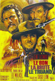 The Good, The Bad and The Ugly - French Style Posters