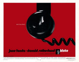 Klute -  Style Posters