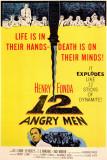 12 edsvorne menn Plakater