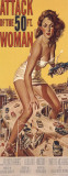 Angriff der 20-Meter-Frau Poster