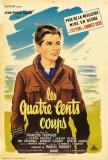 Les quatre cent coups Poster