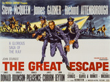 Filmbeeld The Great Escape, 1963 Poster