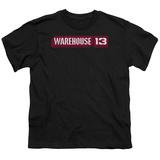 Youth: Warehouse 13-Logo T-shirts