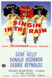 Filmposter Singin' In The Rain Posters