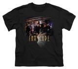 Youth: Farscape - Cast T-shirts