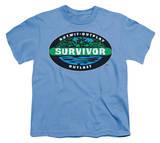 Youth: Survivor-Borneo T-Shirt