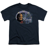 Youth: Stargate1-Not Laughing Shirt