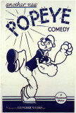 Another New Popeye Comedy Pósters
