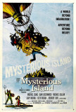 Mysterious Island Posters