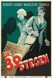«Les 39 marches» Affiches