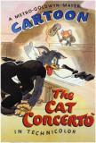 The Cat Concerto Print