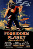 Förbjuden värld Poster