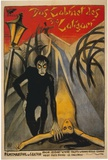 The Cabinet of Dr. Caligari - Italian Style Juliste