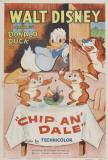 Chip an' Dale Kunstdrucke