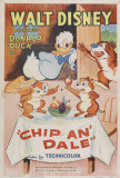 Chip an' Dale Prints