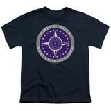 Youth: Stargate1-White Rock Logo T-Shirt