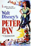 Peter Pan Affiche