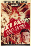 Buck Rogers, 1939 Posters