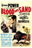 Blood and Sand Posters