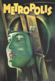 Filmposter Metropolis, 1927 Poster