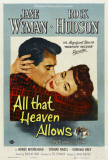 All That Heaven Allows Posters