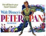 Peter Pan Masterprint