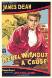 Rebelde sin causa Láminas