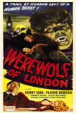 Werewolf of London Posters