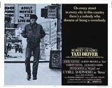 Taxi Driver Masterprint
