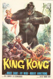 King Kong Kunstdruck