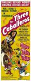 The Three Caballeros Plakater