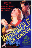 Werewolf of London Pôsters