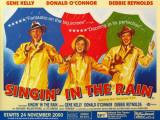 Syng i sol og regn Poster