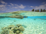 South Huvadhoo Atoll, Southern Maldives, Indian Ocean Fotografie-Druck von Stuart Westmorland