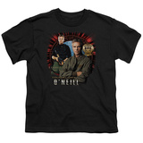 Youth: Stargate 1 - SG1 Jack Oneill T-shirts