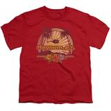 Youth: Magnum PI - Hawaiian Sunset T-shirts
