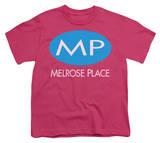 Youth: Melrose Place - Melrose Place Logo Shirts